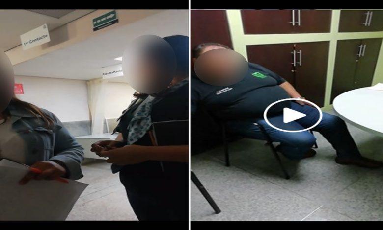 Video: Denuncian presunta negligencia médica en IMSS Charo