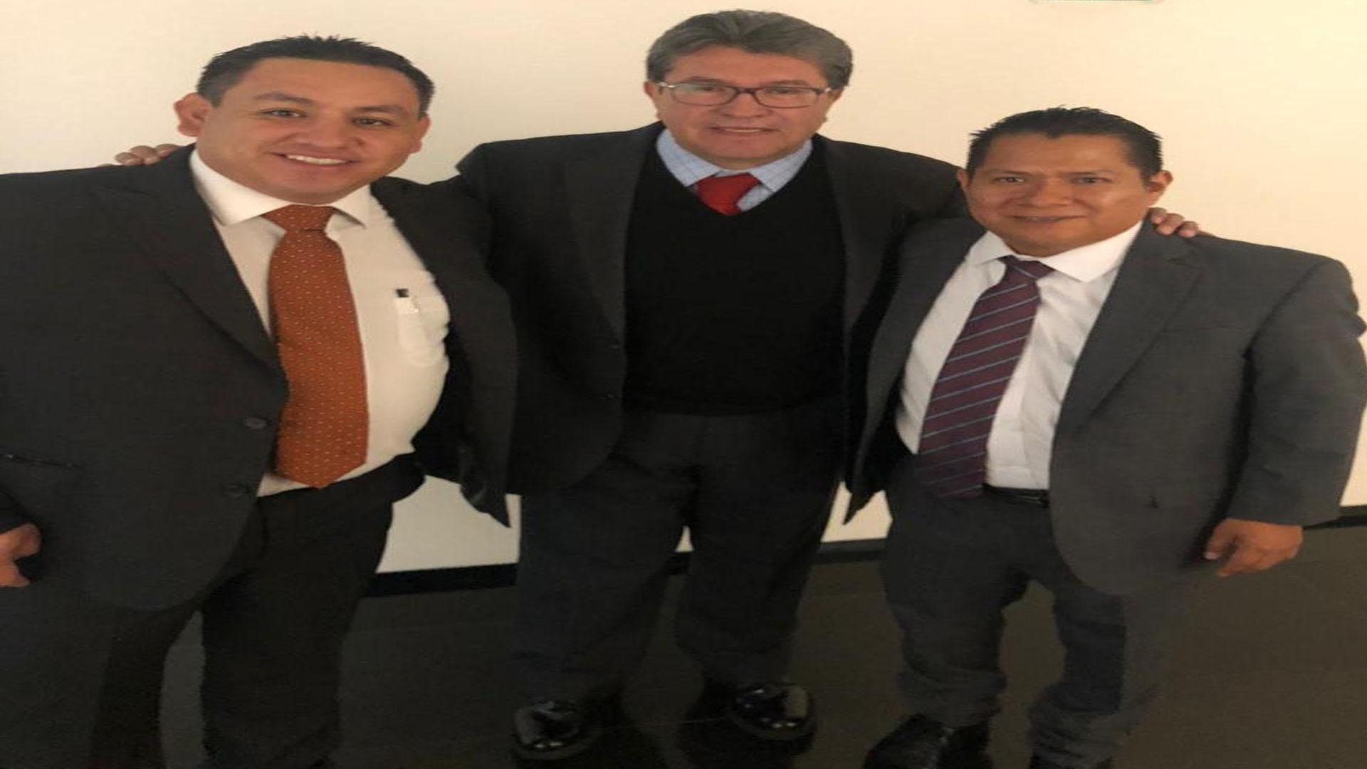 Víctor Manríquez González busca concretar los recursos para importantes obras de infraestructura hidráulica pendientes