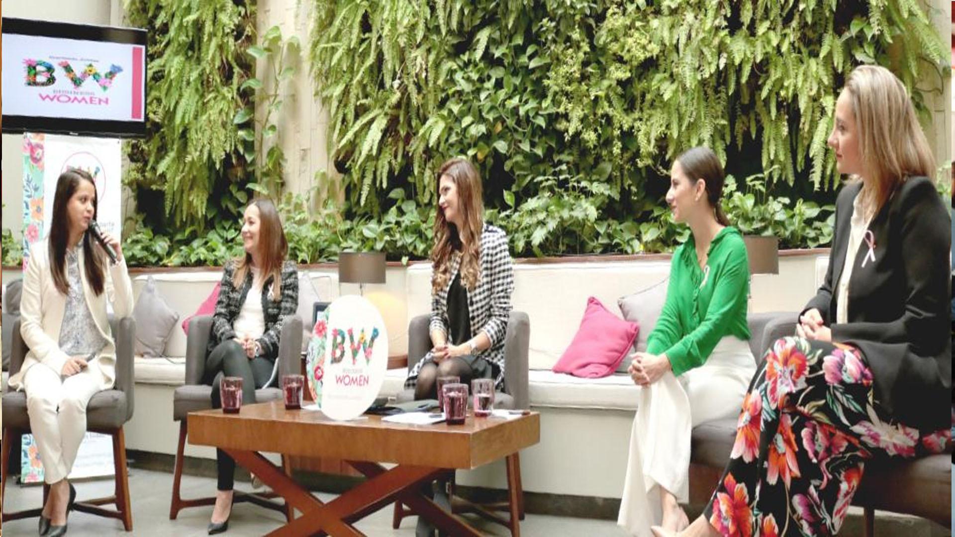 "Anuncian oficialmente la plataforma digital ""Business Woman Uruapan"""