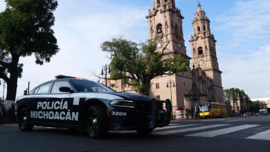 Photo of Se desata balacera frente a Catedral de Morelia; un detenido