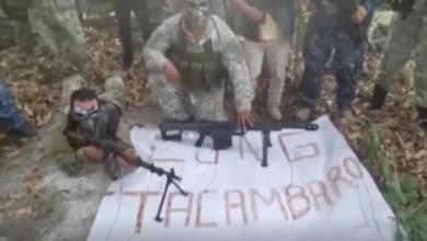 Photo of VIDEO: CJNG anuncia su llegada a Tacámbaro para combatir a Los Viagras