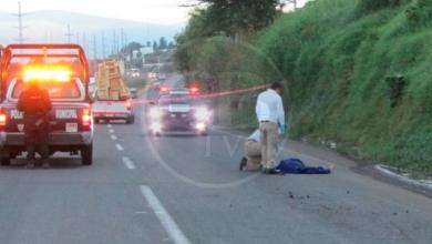 Photo of Muere sexagenaria al ser arrollada por un auto en Zamora