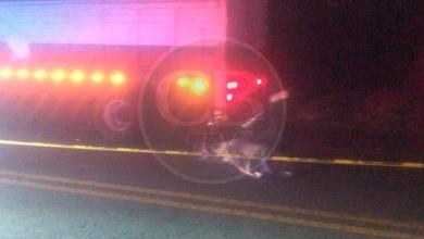 Photo of Muere motociclista al chocar con un camión en la siglo XXI