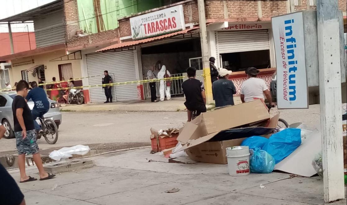 Asesinan a comerciante en la tenencia de Guacamaya - CB Televisión