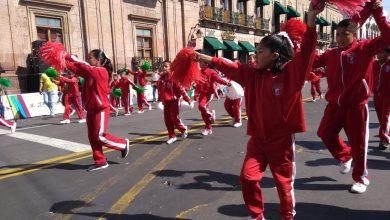 Photo of Se lleva a cabo el desfile conmemorativo al CIX Aniversario de la Revolución Mexicana