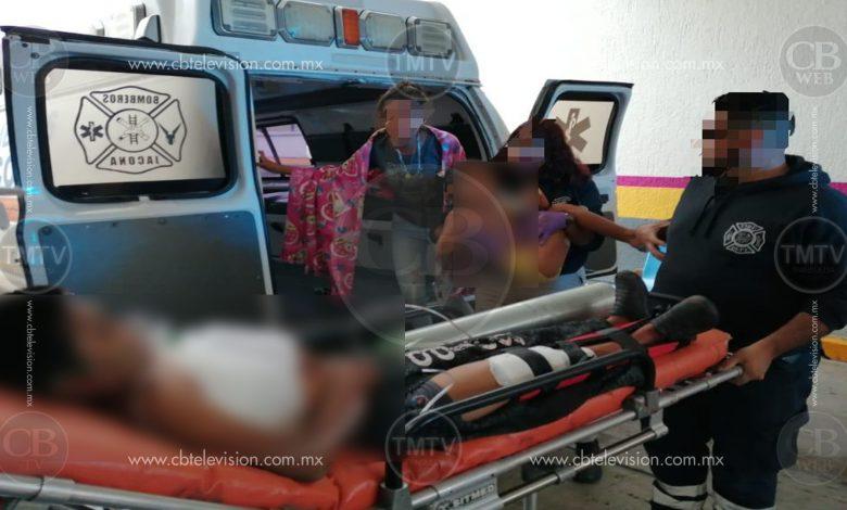 Sicarios se agarran a balazos y dos niños terminan heridos por las balas perdidas
