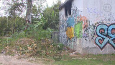 Photo of Construcción de Ooapas abandonada, foco rojo de inseguridad