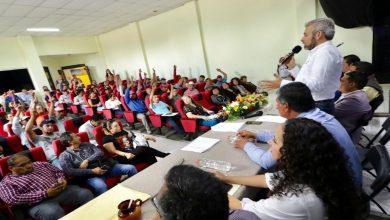 Photo of Llama Alfredo Ramírez a escuchar la voz de jefes de tenencia en el Congreso