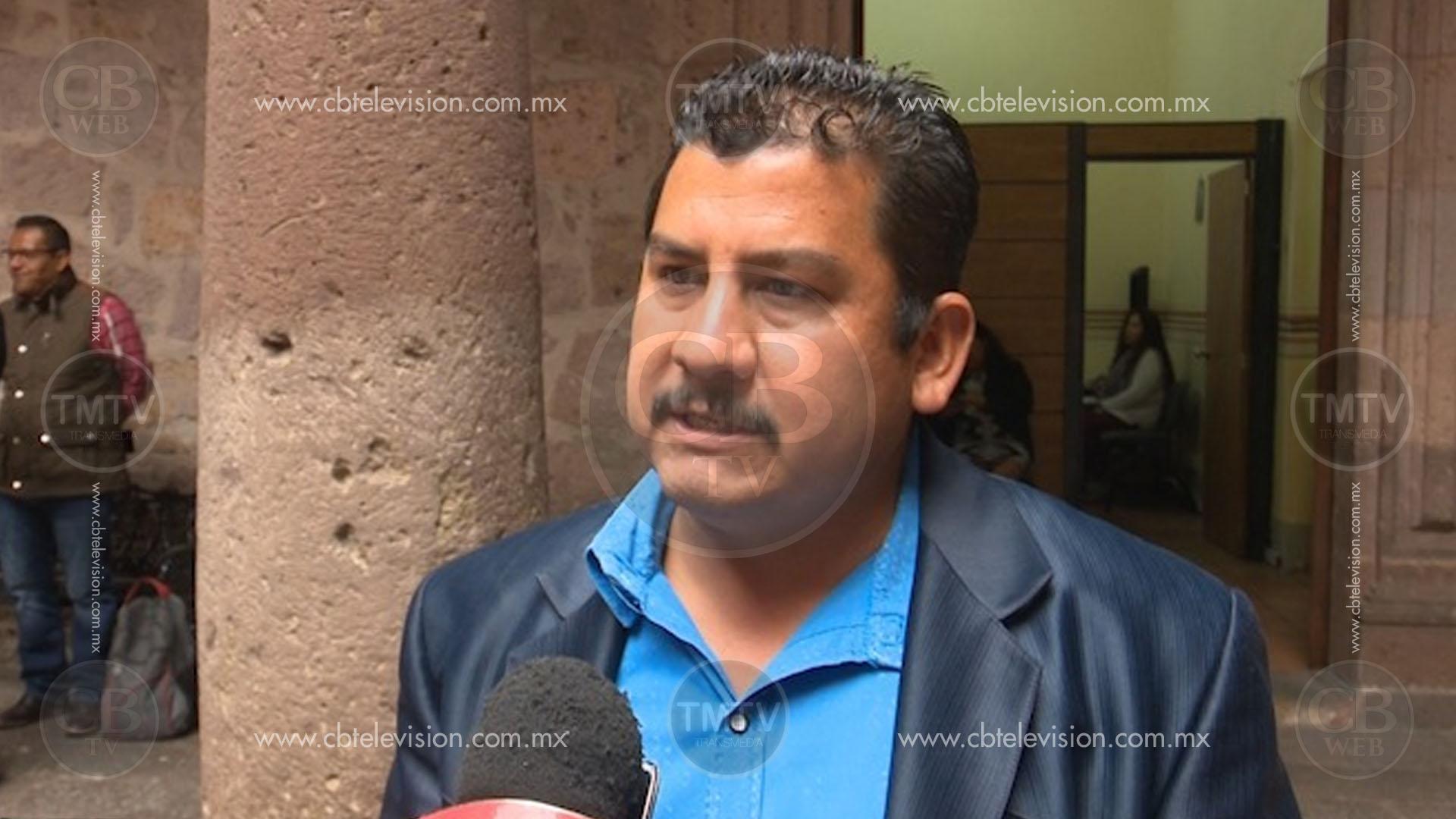 Propone regidor Carlos Reyes entubar aguas residuales para la protección de ríos en Morelia - CB Televisión