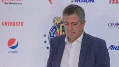 Photo of Fallece Jorge Vergara, dueño de las Chivas de Guadalajara