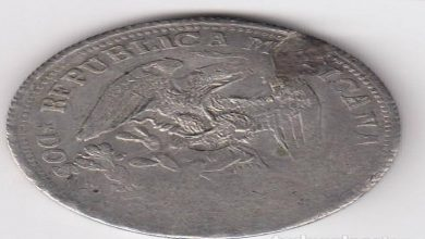 Photo of Monedas de la Revolución podría valer miles de pesos
