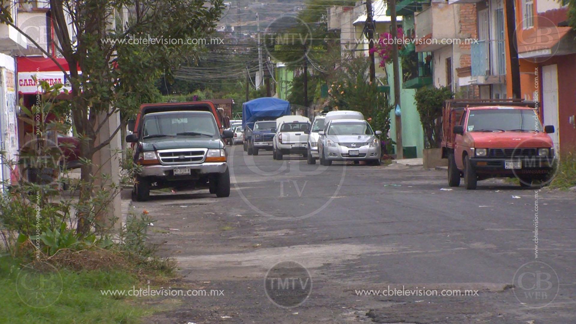 Denuncia Ciudadana: Habitantes de la colonia Arriaga Rivera molestos por seguridad privada - CB Televisión