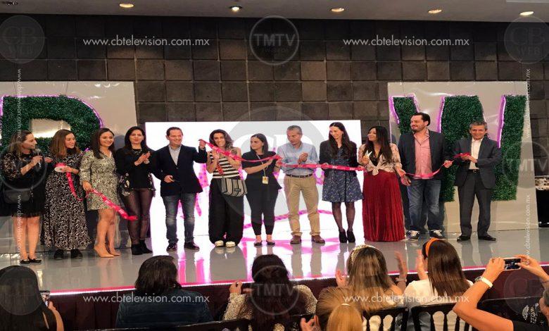 Inauguran 5ta Edición de la Expo Bazar Business Women en Morelia