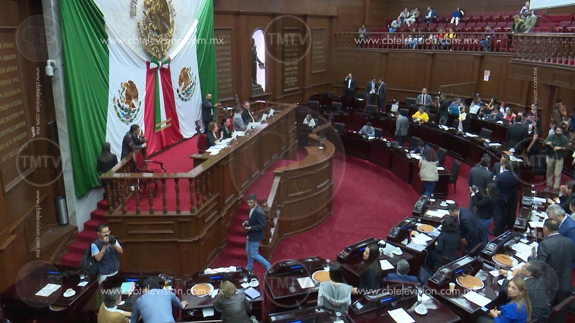 Diputados aprueban dictamen para creación del Organismo Intermunicipal en la Ciénega - CB Televisión