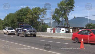 Photo of Se roba un camión en la salida a Charo; el dueño le da alcance y lo captura