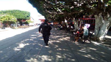 Photo of Refuerza SSP labores de proximidad social y prevención del delito, en Ecuandureo