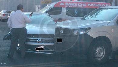Photo of Colisionan camioneta y vehículo en la Ventura Puente