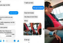 Photo of MORELIA: Denuncian a través de redes a hombre que acosó a jóvenes en combi