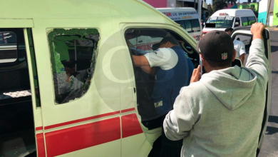 Photo of Morelia: Dos lesionados tras choque entre motopatrulla y combi