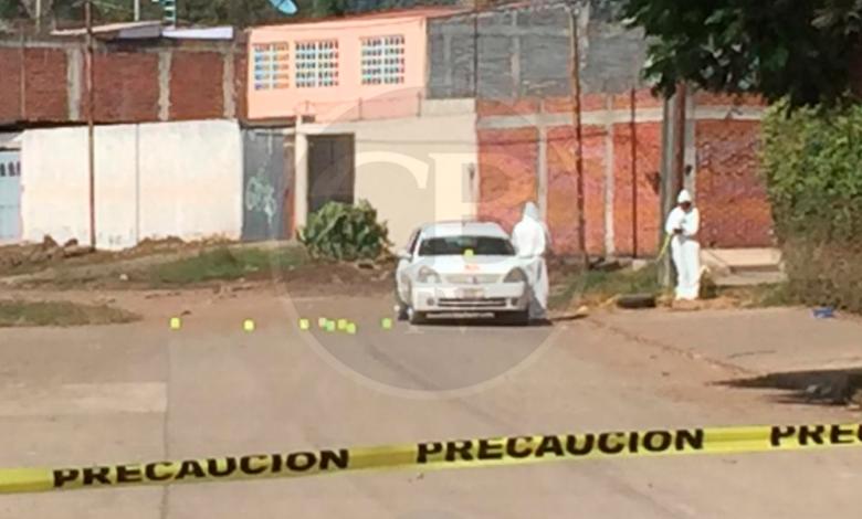 Ejecutan a un taxista a unos pasos de la CFE de Uruapan