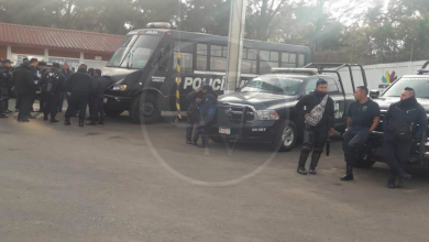 Photo of Granaderos de la SSP se van a paro de labores por descuentos injustificados