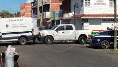 Photo of #ÚltimaHora: Ejecutan a un hombre en colonia moreliana