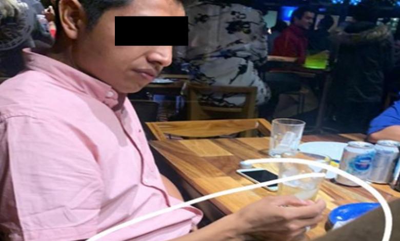 MORELIA: Captan a sujeto masturbándose en conocido bar
