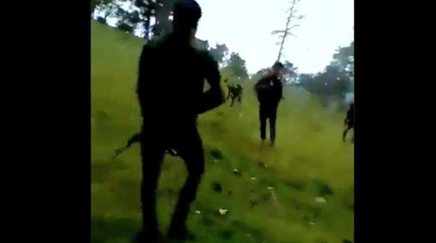 VIDEO: Filtran imágenes de presunto entrenamiento a niños para ser sicarios