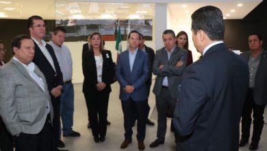 Photo of Mantiene SSP acercamiento con empresarios en el estado