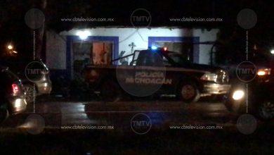 Photo of Lo asesinan a balazos en la Primo Tapia Poniente