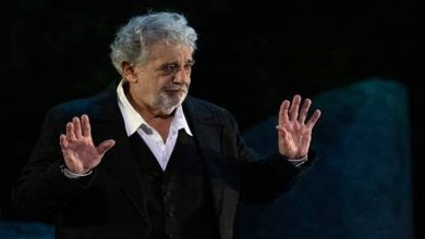 """Photo of """"Ya no se le puede decir nada a una mujer"""": Plácido Domingo"""