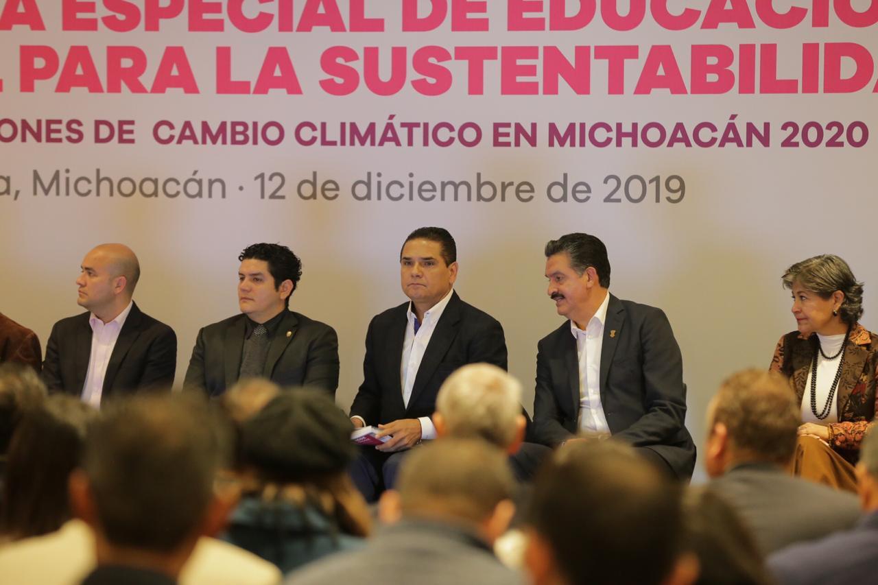 Apoyo total a acciones enfocadas a cuidado del medio ambiente y de rescate al planeta: Toño Madriz