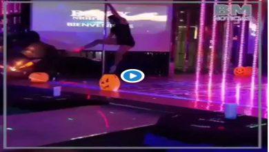 """Photo of Video: Teibolera baila en """"Un Violador en tu camino"""" y es fuertemente criticada"""