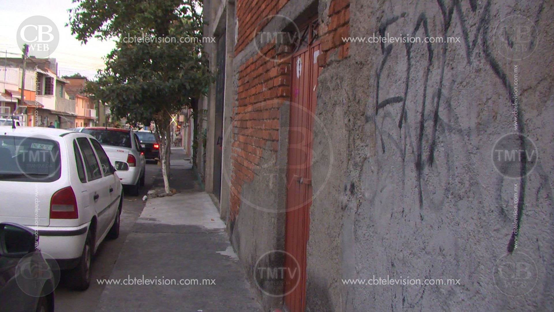 Paisana del Presidente Morón, le pide seguridad para la colonia Santiaguito