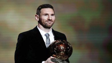 """Photo of """"Se va acercando la retirada"""", dice Messi tras ganar por sexta vez el Balón de Oro"""