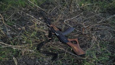 Photo of En acción coordinada, aseguran SSP y GN  armas de fuego y droga