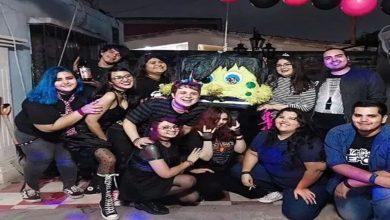 """Photo of Viral: Organizan """"Posada Emo"""" con música de My Chemical Romance"""