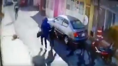 Photo of Video: Captan como secuestran a un menor de edad