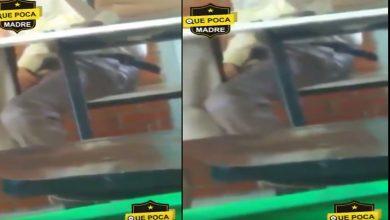 Photo of Video: Captan a maestro masturbándose mientras alumna expone