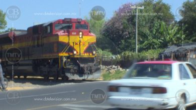 Photo of Posible puente vehicular para disminuir el caos vial causado por el tren