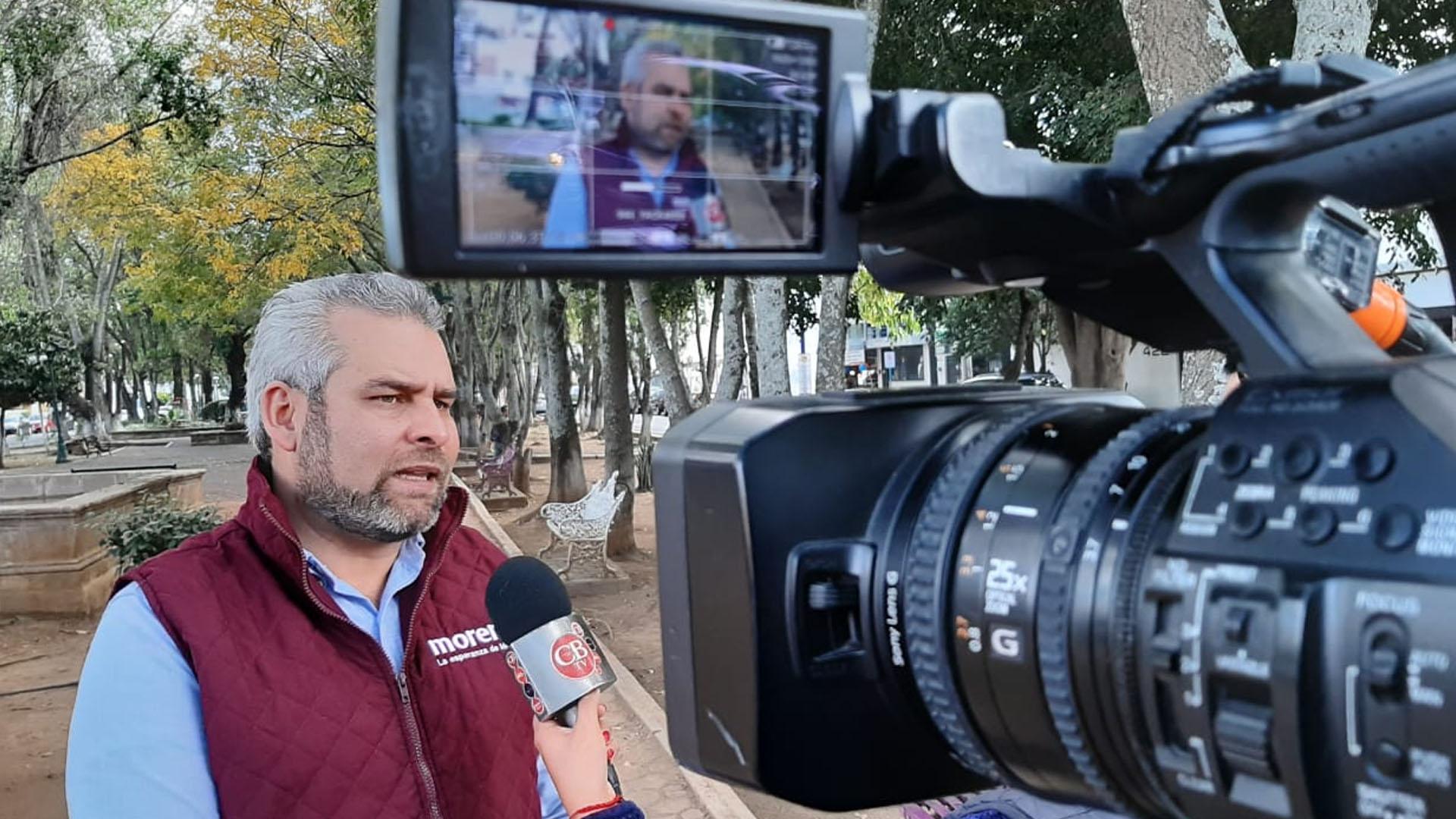 Se necesita una coordinación real para disminuir inseguridad en Michoacán: Alfredo Ramírez