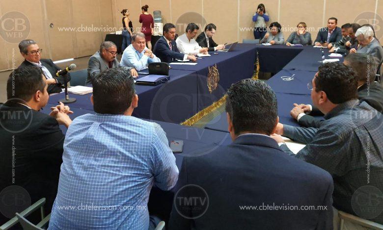 Continúan diálogos entre autoridades nicolaitas y el SPUM sobre el Sistema de Jubilaciones y Pensiones