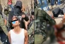 Photo of VIDEO (+18): Interrogan y descuartizan a presunto secuestrador y asesino