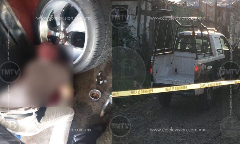 Cinco personas muertas en menos de una hora en Morelia
