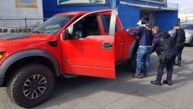 Photo of Asegura policía Michoacán camioneta con reporte de robo sobre periférico sur de Morelia