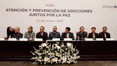 Photo of Alfredo Ramírez presenta foro de Prevención de Adicciones; en Michoacán se consume más la marihuana