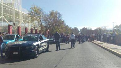 Photo of Despliega operativo SSP para vigilar manifestaciones en Morelia