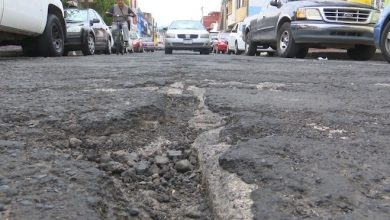 Photo of Andrés Quintana Roo, una calle más que se encuentra en completo abandono