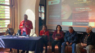 Photo of Pátzcuaro es vanguardia en la atención a la violencia de género: Víctor Báez