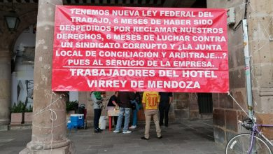 Photo of Avance legal favorable de un 90 % para ex trabajadores del Hotel Virrey de Mendoza